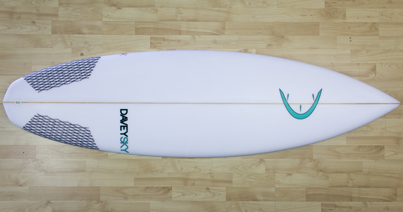 DaveySKY Surfboards Board Breakdown: Turbo Ripper